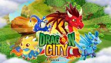 Mendapatkan Naga Legendary di Dragon City